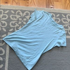 Talbots  sky blue shirt